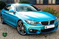 BMW 4 Series 440I M SPORT GRAN COUPE 3.0 AUTO 52