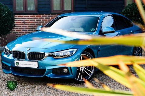 BMW 4 Series 440I M SPORT GRAN COUPE 3.0 AUTO 67