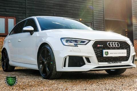 Audi RS3 QUATTRO 2.5 S-TRONIC 55