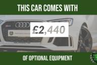 Audi RS3 QUATTRO 2.5 S-TRONIC 7