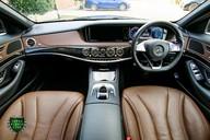 Mercedes-Benz S Class S350 D 3.0 L AMG LINE AUTO 21