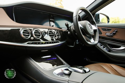 Mercedes-Benz S Class S350 D 3.0 L AMG LINE AUTO 14