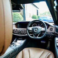 Mercedes-Benz S Class S350 D 3.0 L AMG LINE AUTO 2