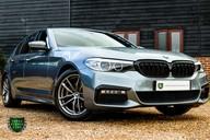 BMW 5 Series 520D M SPORT 2.0 AUTO 7