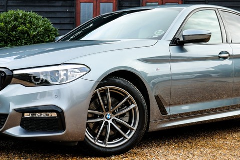 BMW 5 Series 520D M SPORT 2.0 AUTO 44