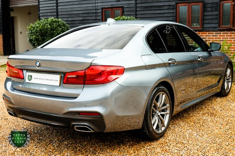 BMW 5 Series 520D M SPORT 2.0 AUTO 54