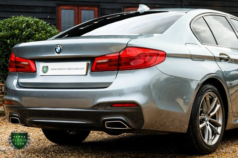 BMW 5 Series 520D M SPORT 2.0 AUTO 57