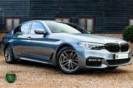 BMW 5 Series 520D M SPORT 2.0 AUTO 69