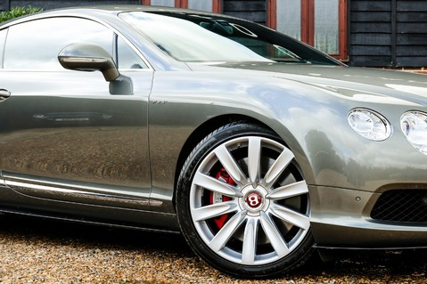 Bentley Continental GT V8 S 55