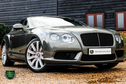 Bentley Continental GT V8 S 57