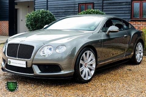 Bentley Continental GT V8 S 63