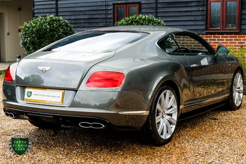 Bentley Continental GT V8 S 80