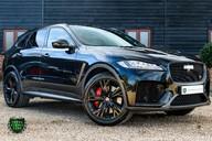 Jaguar F-Pace SVR 5.0 AWD AUTO 3