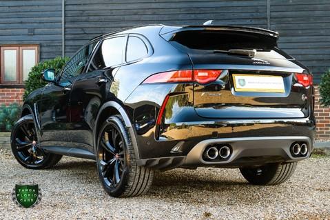 Jaguar F-Pace SVR 5.0 AWD AUTO 74