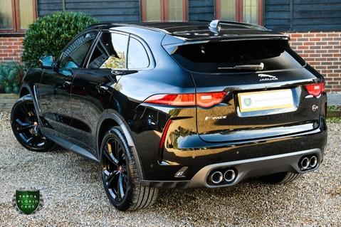 Jaguar F-Pace SVR 5.0 AWD AUTO 76