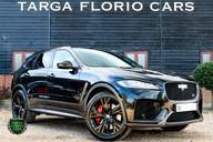 Jaguar F-Pace SVR 5.0 AWD AUTO 1