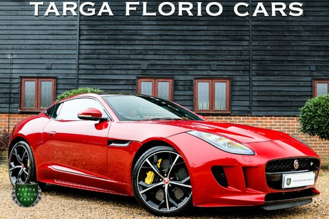 Jaguar F-Type 5.0 V8 R AWD 1