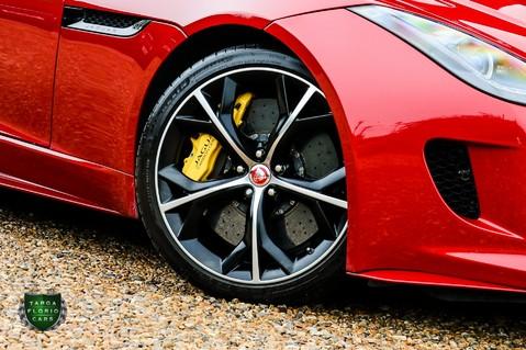 Jaguar F-Type 5.0 V8 R AWD 8