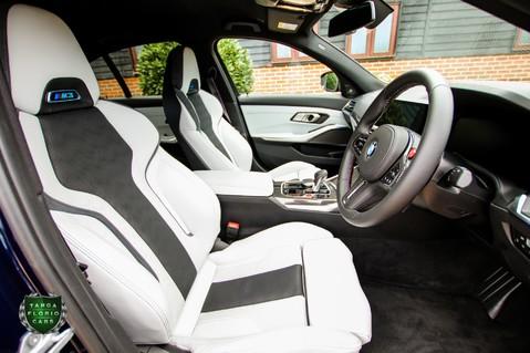 BMW M3 COMPETITION 3.0 Auto 26