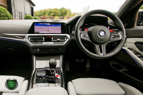 BMW M3 COMPETITION 3.0 Auto 36