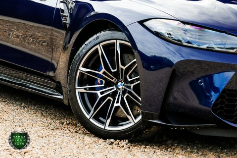 BMW M3 COMPETITION 3.0 Auto 43