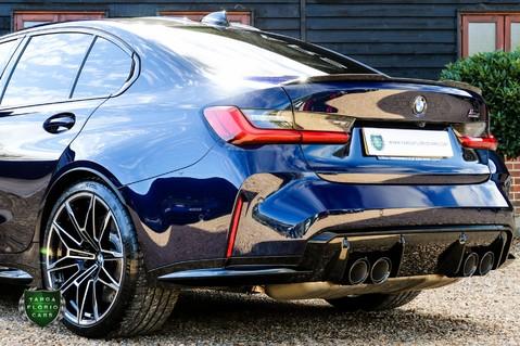 BMW M3 COMPETITION 3.0 Auto 65