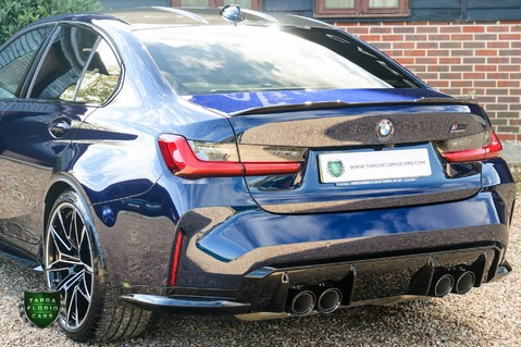 BMW M3 COMPETITION 3.0 Auto 68