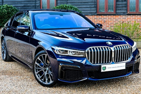 BMW 7 Series 730D M SPORT 3.0 Auto 18