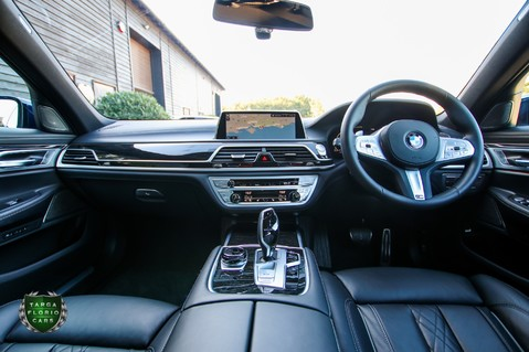 BMW 7 Series 730D M SPORT 3.0 Auto 67