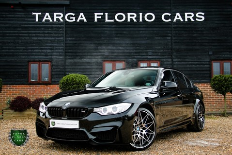 BMW 3 Series M3 COMPETITION PACKAGE 20