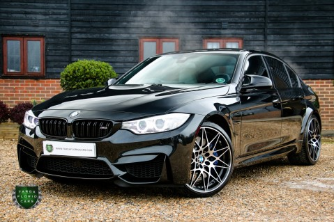 BMW 3 Series M3 COMPETITION PACKAGE 21