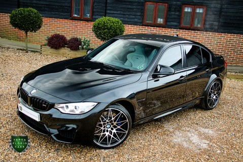 BMW 3 Series M3 COMPETITION PACKAGE 22