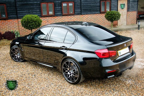BMW 3 Series M3 COMPETITION PACKAGE 25
