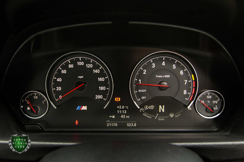 BMW 3 Series M3 COMPETITION PACKAGE 45