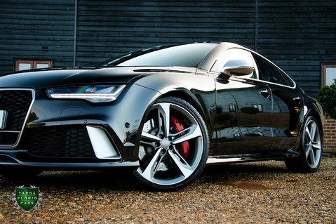Audi RS7 4.0 TFSI V8 SPORTBACK QUATTRO 19