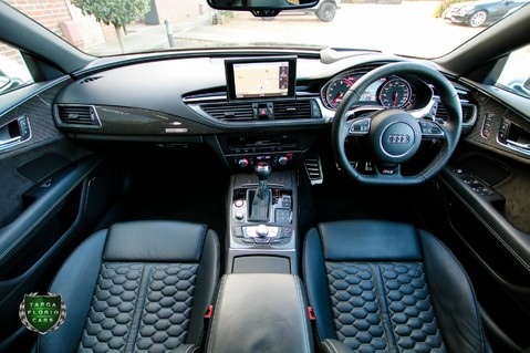 Audi RS7 4.0 TFSI V8 SPORTBACK QUATTRO 34
