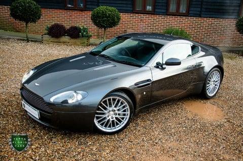 Used Aston Martin Vantage V8 For Sale Targa Florio Cars