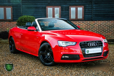 Audi A5 TDI S LINE SPECIAL EDITION 10