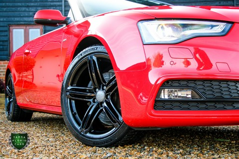 Audi A5 TDI S LINE SPECIAL EDITION 11