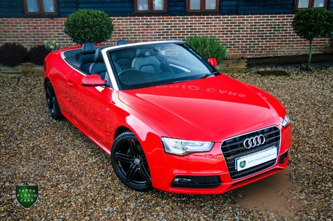 Audi A5 TDI S LINE SPECIAL EDITION 13
