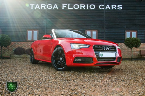 Audi A5 TDI S LINE SPECIAL EDITION 12