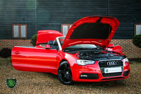 Audi A5 TDI S LINE SPECIAL EDITION 22