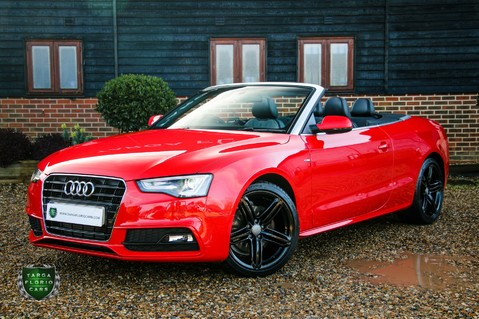 Audi A5 TDI S LINE SPECIAL EDITION 24