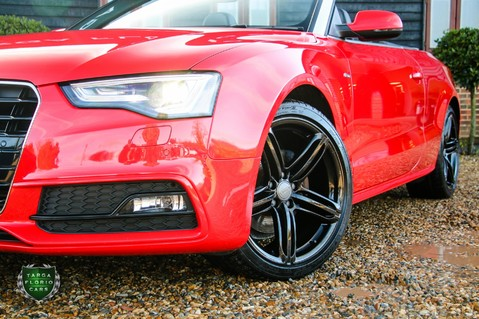 Audi A5 TDI S LINE SPECIAL EDITION 25