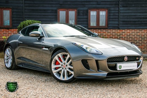 Jaguar F-Type V6 S 8