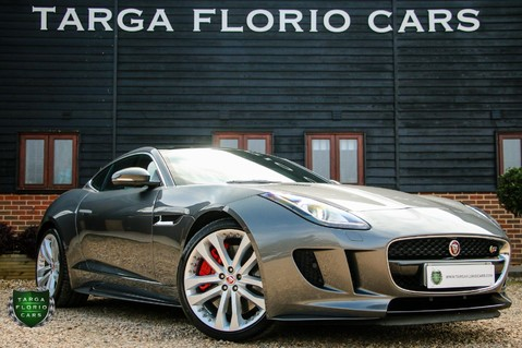 Jaguar F-Type V6 S 9
