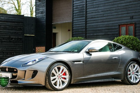 Jaguar F-Type V6 S 21