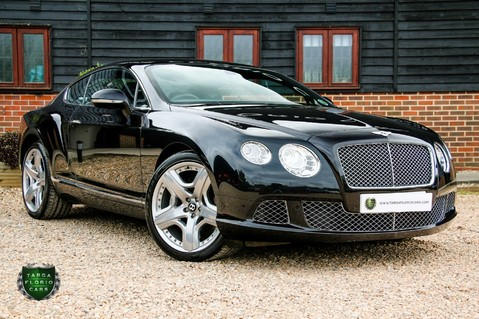 Bentley Continental GT MDS 7