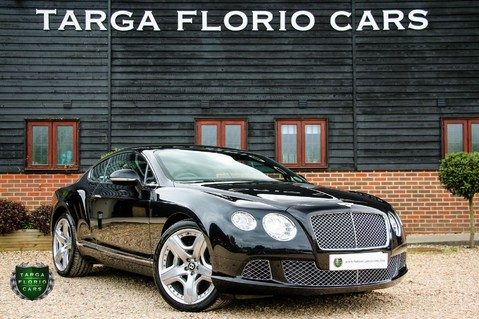 Bentley Continental GT MDS 1