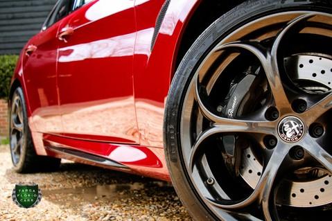 Alfa Romeo Giulia QUADRIFOGLIO 2.9 BITURBO V6 16